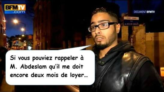 ps hollande humour racaille islam