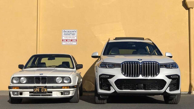 bmw-x7-grille-on-e30-and-vice-versa