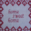 Home sweet home (Mai 2009), détail