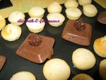 couronne choco fruits rouges