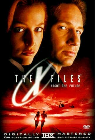 Affiche de The X-FIles, le film