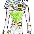 L'ennéade : une cosmogonie égyptienne