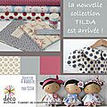 Nouvelle collection tilda