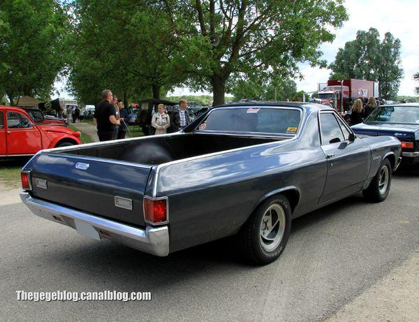 Chevrolet el camino de 1970 (Retro Meus Auto Madine 2012) 02