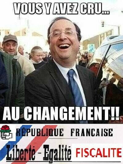 Hollande Changement - Copie