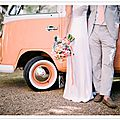 Mariage: inspiration seventies