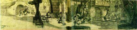 Gustaf Tenggren - Pinocchio 06