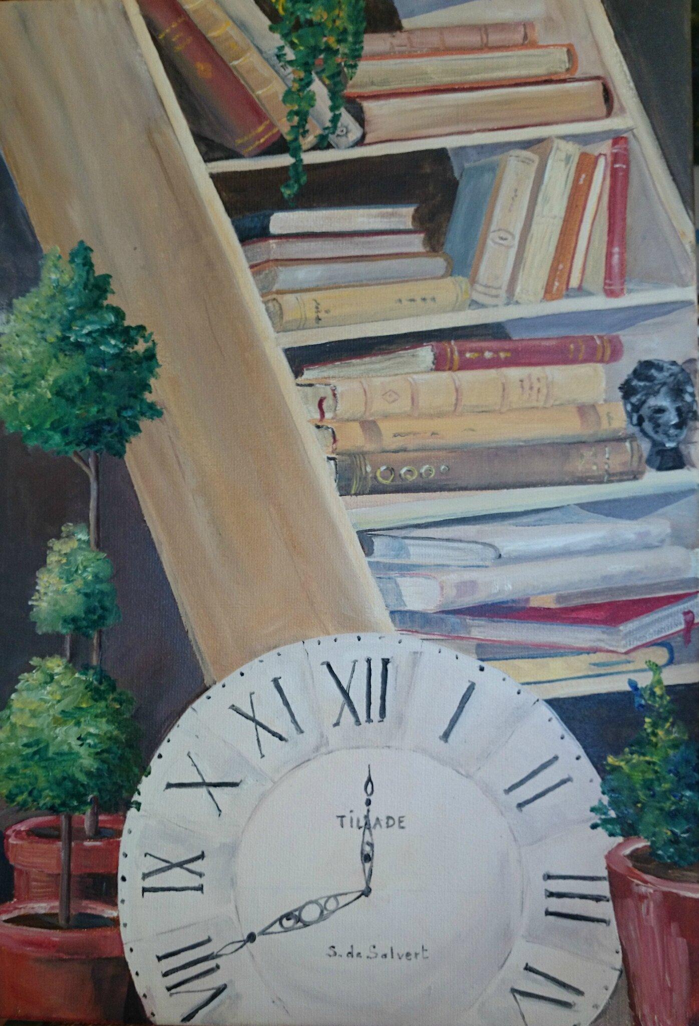 le temps de lire ++