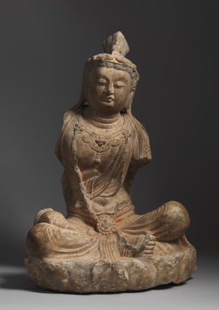 06_Marble_Carving_of_a_Bodhisattva