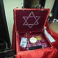 Valise magique magnétique etre riche pour toujours sans sacrifice ni rituel.