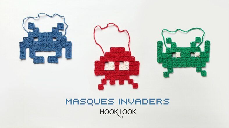 masque invader