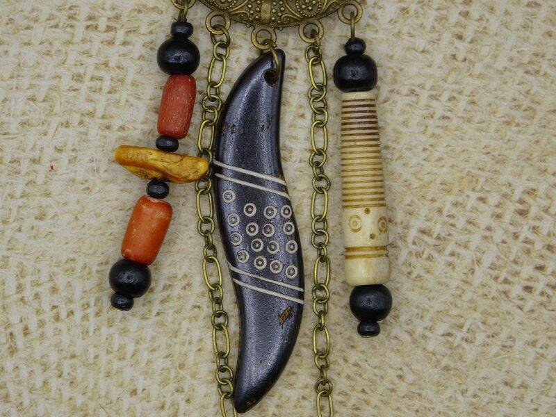 collier corne en vague (5)