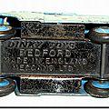 Bedford Van Dinky Toys Ovaltine 4