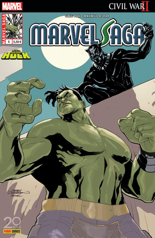 marvel saga V3 06 totally awesome hulk