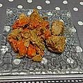 Ragoût de filet mignon et légumes fondants cocotte minute