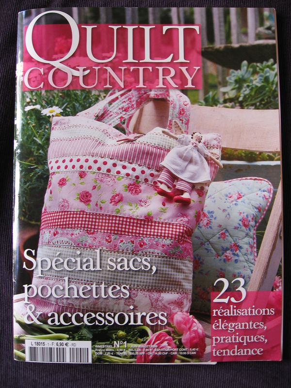 magazine quilt