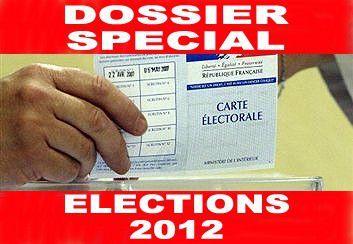 dossier élections 2012