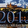 Mr. gay europe 2013 se déroulera du 26 au 31 juillet à prague