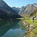 Lac d'estaing...