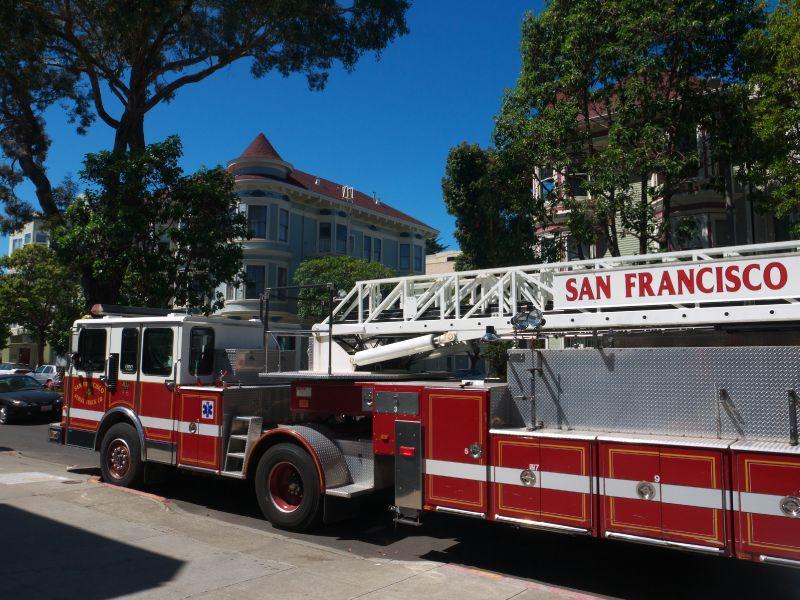 San Francisco Pompiers