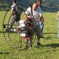 Paramoteur électrique