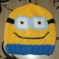 Bonnet minion explications