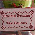 SAL Marmottine grille n°3 Mon premier pinkeepb