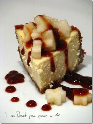 cheesecake belge