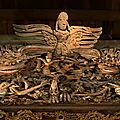 Photos reveal intricate art of communal temple engravings