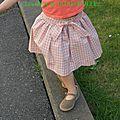 Jupe baby doll YKS 7