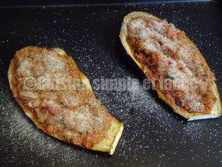 aubergine farcie au thon 05