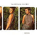 Couture: top 113 burda juin 2011