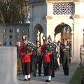 Mémorial de Neuve-Chapelle : cérémonie du 12 novembre 2008