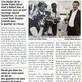 Article paru dans le pays du 23-05-07