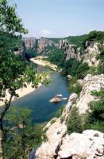 rivière chassezac