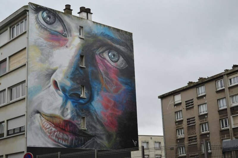 David Walker rue de l'amiral bruix