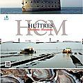 Huîtres charente-maritime
