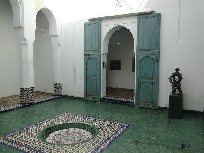 DSC04053 musée de Marrakech
