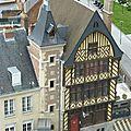 Amiens maison du pèlerin