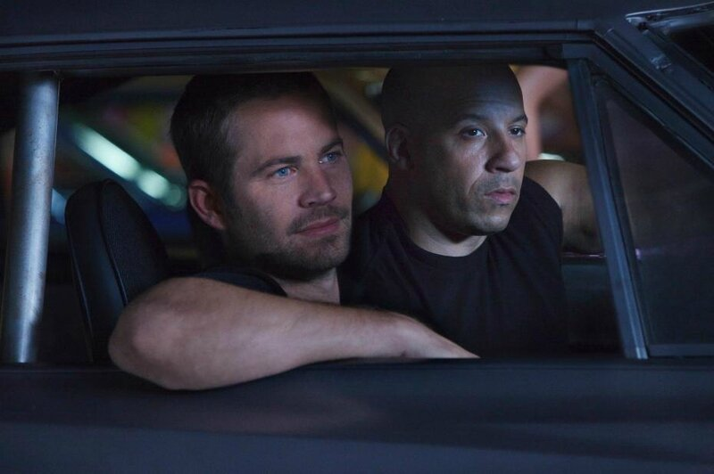 Paul Walker et Vin Diesel dans Fast and Furious