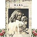 Les poupées du jardin de lily rose _mars 2017