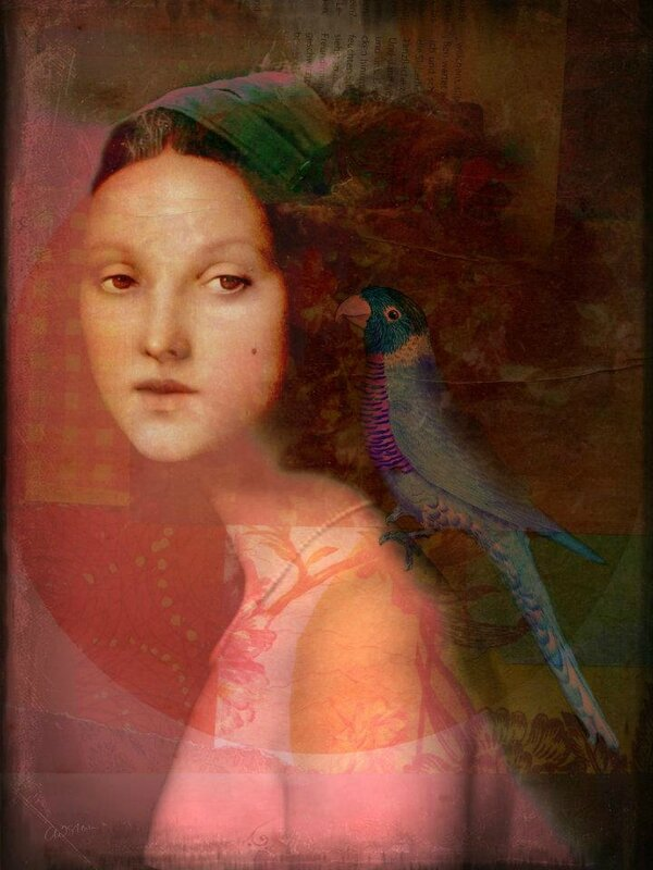 Catrin Welz-Stein - German Surrealist Graphic Designer - Tutt'Art@ (30)