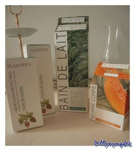 Planter's packaging