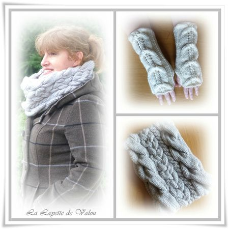 Snood et Mitaines 1