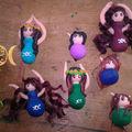 Petites déesses et lutines ...