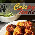 Diy cuisine : crispy tenders maison