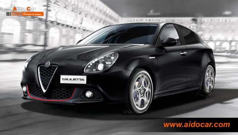 location alfa romeo giulietta casablanca - copie 6