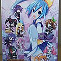 Unboxing : superdimension neptune vs sega hard girls - limited edition