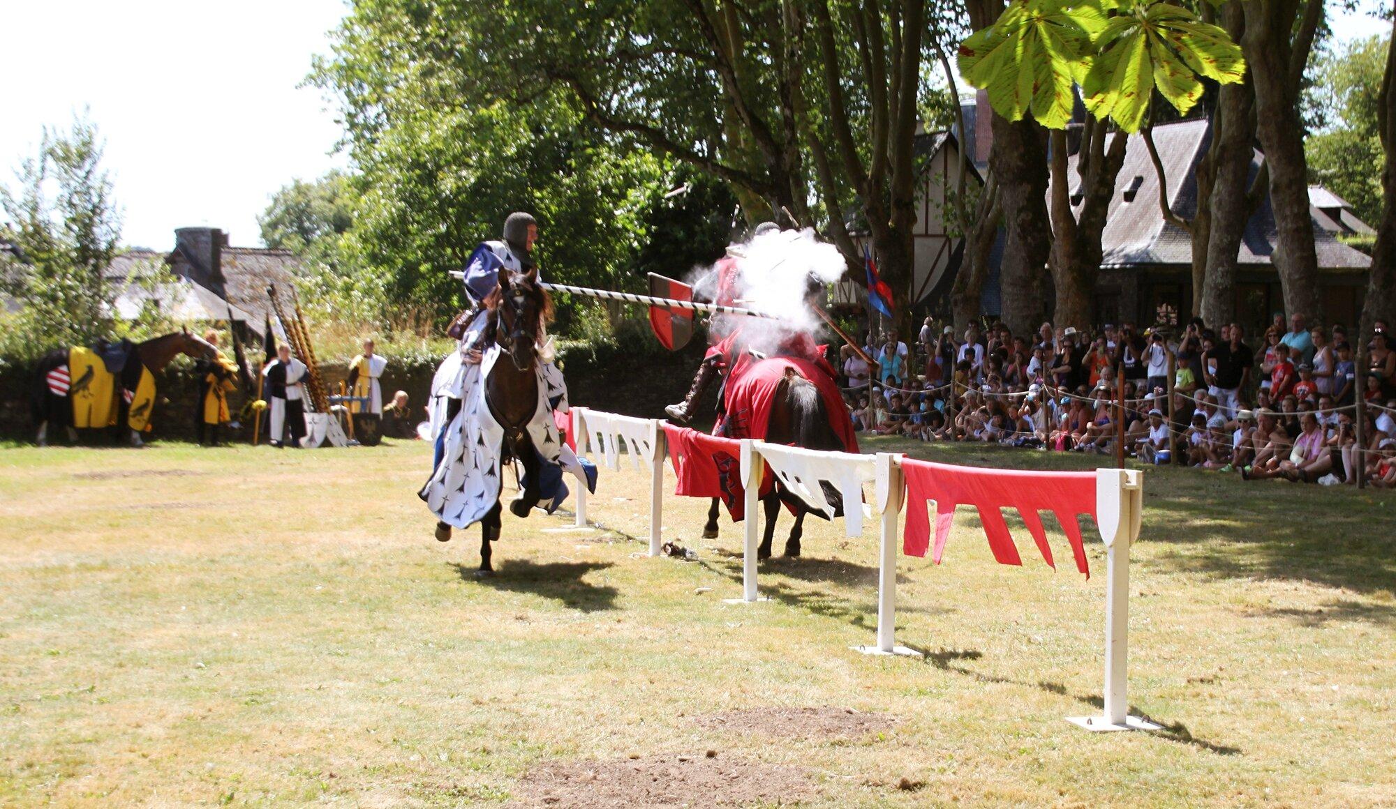 Les Médiévales - Rochefort en Terre - 2013