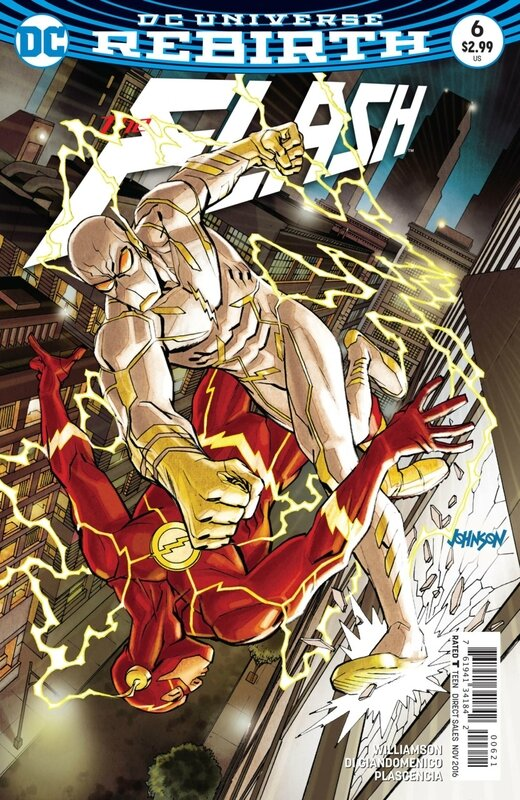 rebirth flash 06 variant